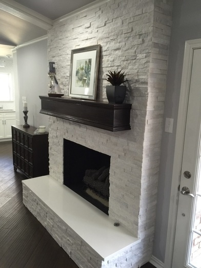 Arctic White Stacked Stone Ledger Natural Stone Us