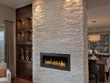 Arctic White Stone Veneer Ledger Panel