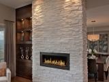 Arctic White Stone Veneer Ledger Panel