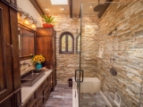 Golden Honey Ledger Stone Veneer Panel