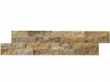MS International Tuscany Scabas Stacked Stone Ledger Panel LPNLTSCA624