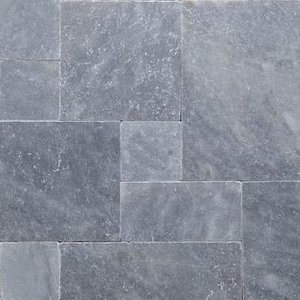 Tiger BlueStone Marble French Pattern Tumbled