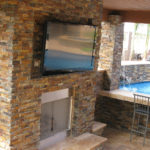 California Gold Ledger Stone Veneer