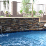 California Gold Ledger Stone Veneer Panel