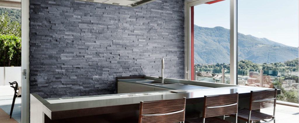 Stacked Stone Ledger Panel Veneers In San Francisco Bay Area