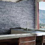 Coal Canyon Stone Ledger Panel