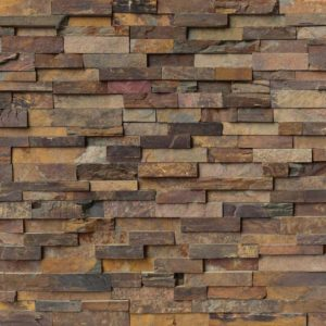 California Gold Stacked Stone ledger panels sale