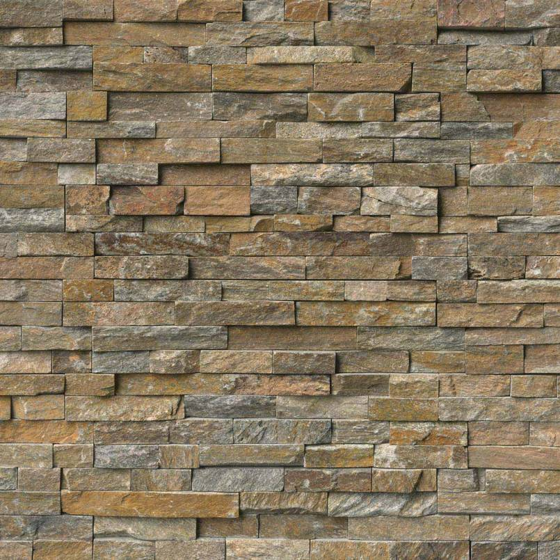 Canyon Creek Stacked Stone Panels