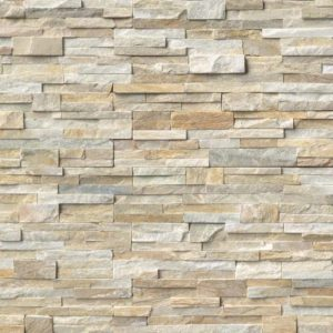 Golden Honey Stacked Stone ledger panels sale